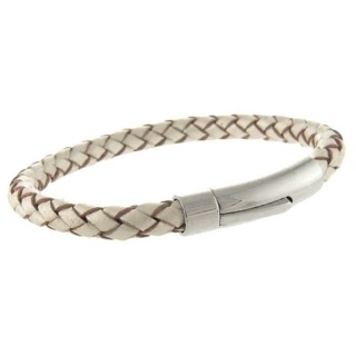 Arizona Pearl Leather Bracelet